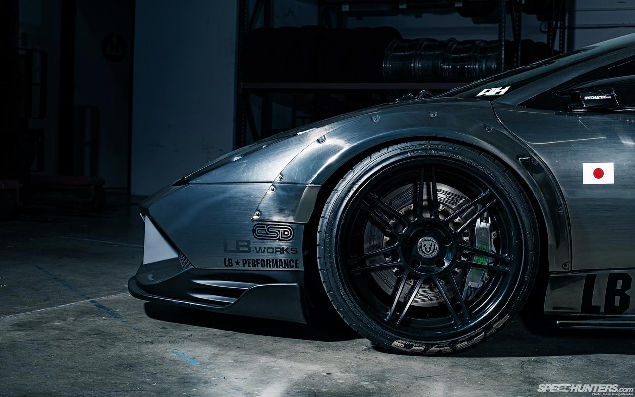Tuning Caroserie De Quot Băiat Rău Quot Pentru Lamborghini Murcielago