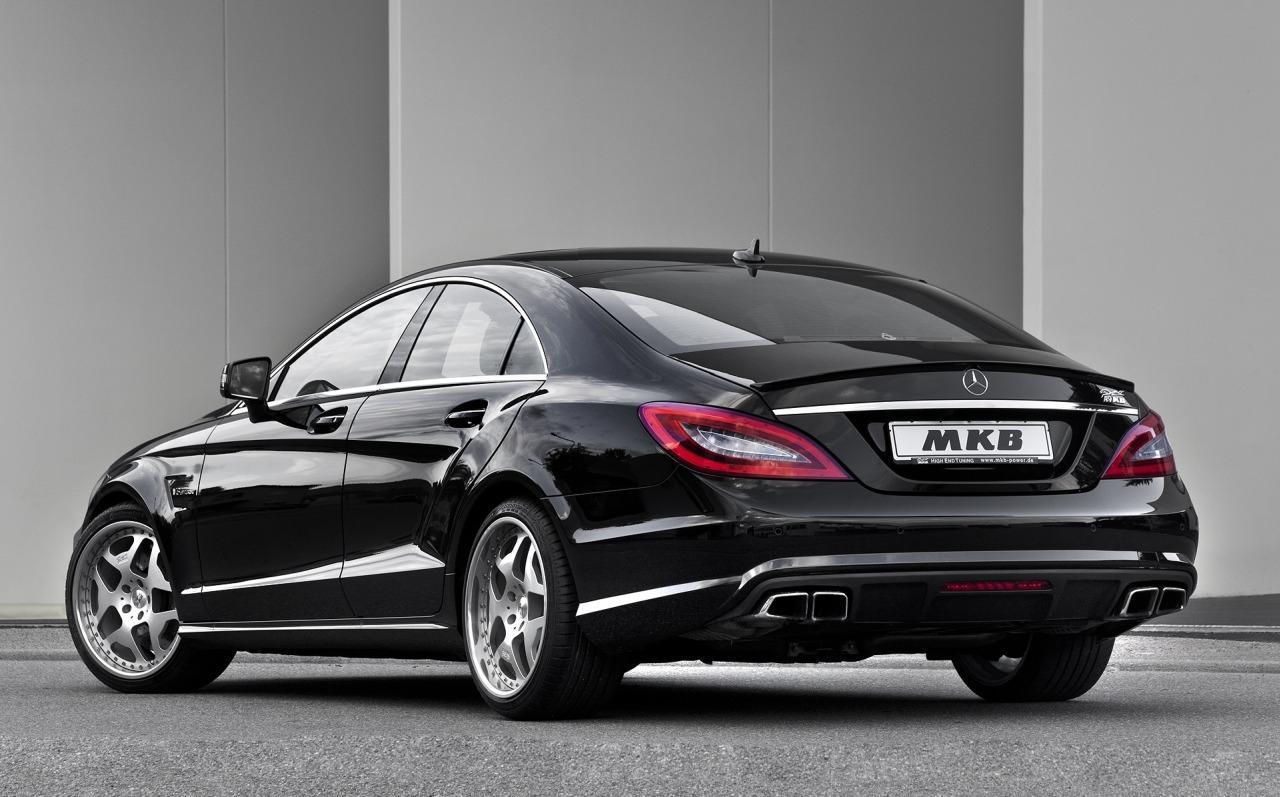 Mercedes benz cls63 amg cu 700 cp de la mkb power for Mercedes benz car care kit