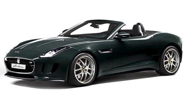 Arden modifică noul Jaguar F-Type