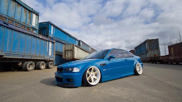 Oameni şi maşini: Amir şi jucăria lui din Laguna Seca - BMW E46 M3