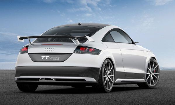 Audi TT Ultra Quattro - concept pentru Worthersee Festival 2013
