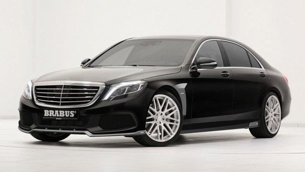Brabus modifică noul Mercedes-Benz S-Class şi îi ridică puterea până la 730 CP