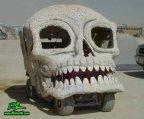 """Locul 1: """"Craniul uman are efect întotdeauna"""""""