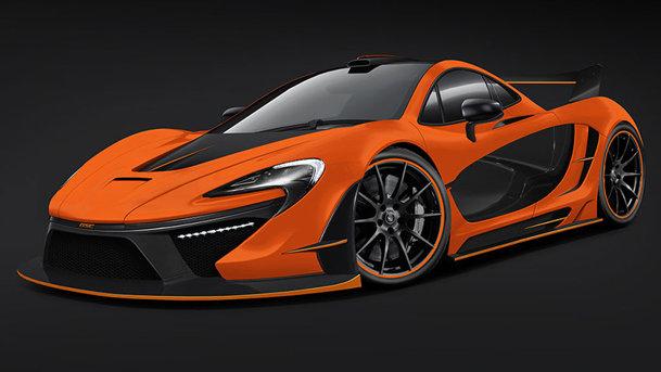 McLaren P1 primeşte un kit de tuning de la GSC