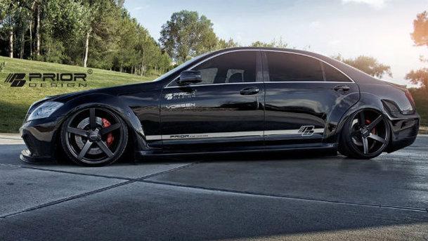 Pentru cei care vor un Mercedes-Benz S-Class mai cool decât S 65 AMG