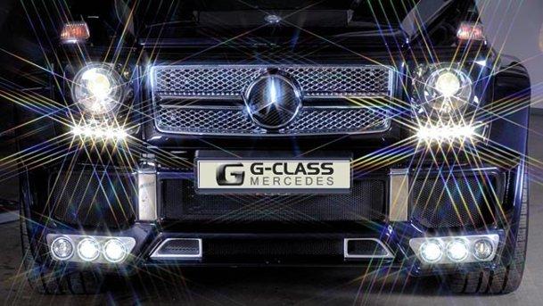 TOP 10: cele mai tari tuninguri realizate pe baza lui Mercedes-Benz G-Class