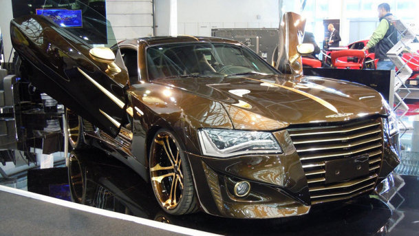 FB Tuning a creat un Chrysler Crossfire trist. Foarte trist. VIDEO