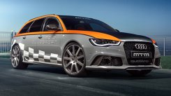 MTM RS6 Avant Clubsport, un break Audi cu 760 CP
