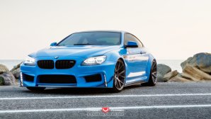 Agresivitate Prior Design, demonstrată acum şi pe BMW Seria 6 Coupé