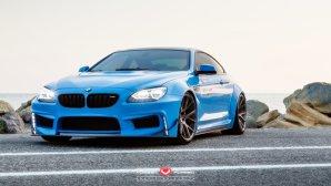 Agresivitate Prior Design, demonstrată acum şi pe BMW Seria 6 Coupé