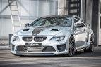 Un sprint de la zero până la 300 km/h e ca o plimbare în parc pentru un BMW M6 cu 1.001 CP [VIDEO]