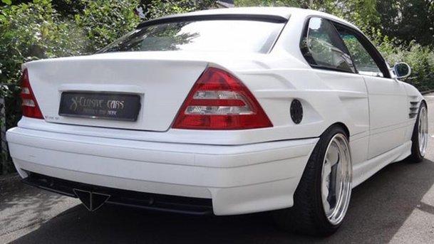 Cel mai bizar anunţ de maşină second hand: Mercedes-Benz M3 [FOTO]