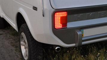 O ladă de tuning pentru cea mai tare maşină rusească în viaţă [FOTO]