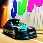Pasiune, creativitate şi 2.000 de euro pentru un A6 glorios (galerie foto)