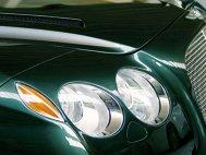 Bentley Zagato GTZ la Geneva