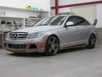 Mercedes C Class by Wald International