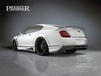 Bentley Continental GT Widebody Premiera 4509
