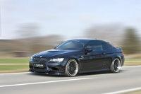 BMW M3 Hamman - 320 km/h
