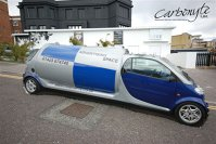 smart ForTwo Carbonyte - lung de 5 metri