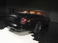 Rolls Royce Mansory - eleron şi mini-difuzor