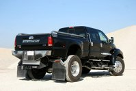 Ford F650 Geiger Cars