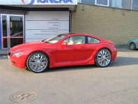 BMW M6 - tuning exagerat