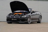 M6 Hurricane - 635 CP şi 600 Nm