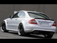 Mercedes CLK Black Series