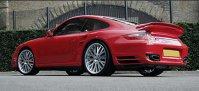 Tuning discret pentru Porsche 911 Turbo