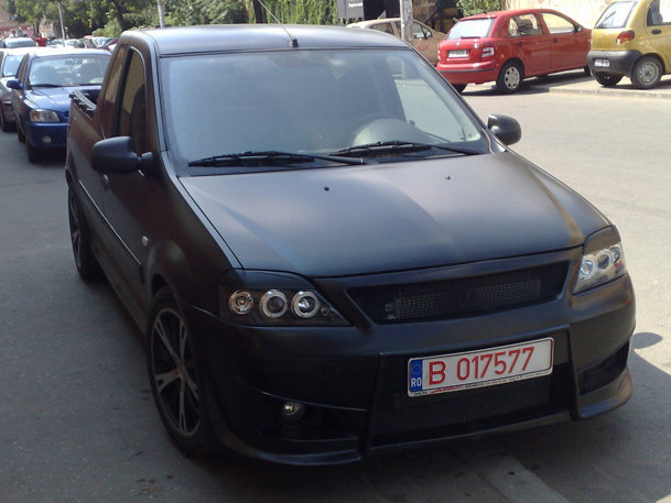 Dacia Logan Pick-Up Tuning