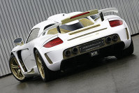 Gemballa Mirage GT - supercarul de aur