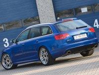 Audi RS6 Avant tunat de IMSA