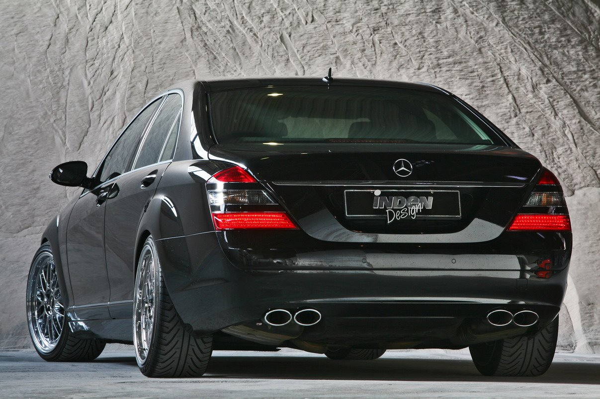Imagini mercedes benz s500 by inden design for Mercedes benz of louisville