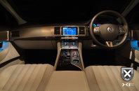 Interior - Jaguar XF Ecurie Ecosse