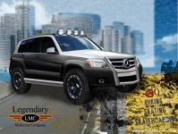 Mercedes GLK tunat de LMC