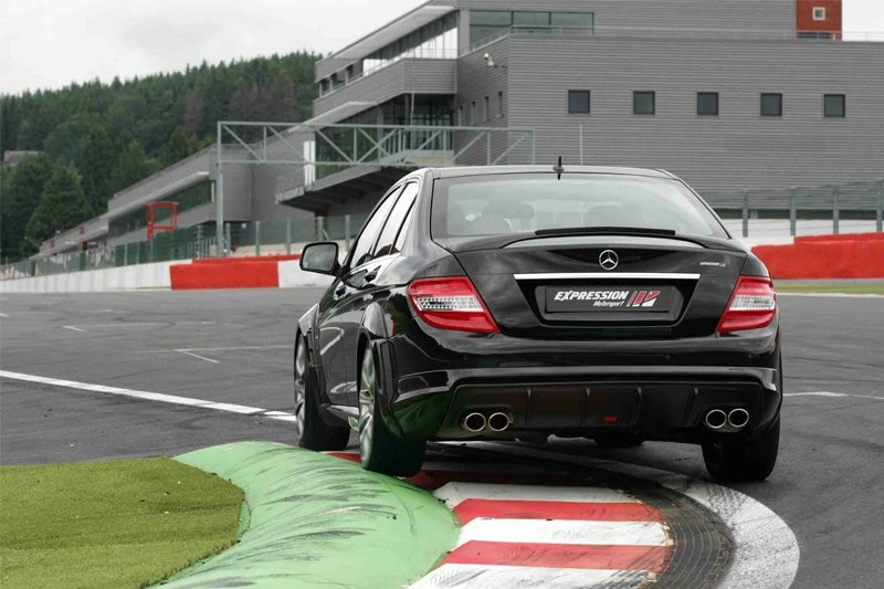 Mercedes Benz C Class Expressionx Motorsport