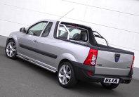 Dacia Logan Pick-up poate arăta şi bine