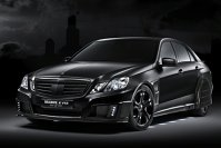 Brabus E V12 - Men in Black