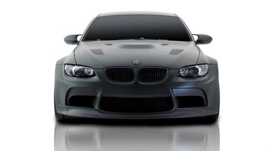 BMW M3 primeste de la Vorsteiner kitul GTRS3 Aero Package