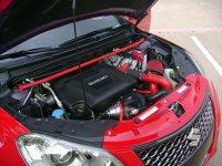 Motorul turbo dezvolta 290 CP