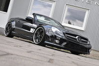 Mercedes SL Prior Design