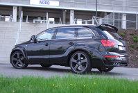 Audi Q7 mnai agresiv