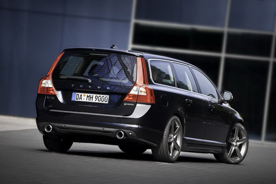 Heico Sportiv a crescut puterea modelului Volvo V70 T6 de la 304 la 325 CP