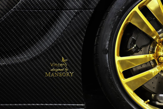 Mansory de aur