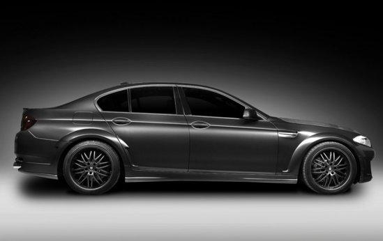 Pretul pentru un BMW 535i modificat in Lumma CLR 500 RS2 este de peste 130.000 euro