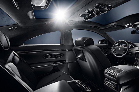 Maybach 57S Coupe va fi construit in doar 100 de exemplare, pretul pornind de la 675.000 euro