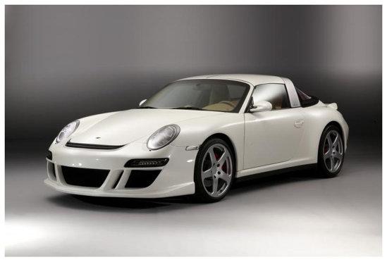 Porsche 911 Ruf Roadster este o reincarcare a lui Porsche 911 Targa, din 1967