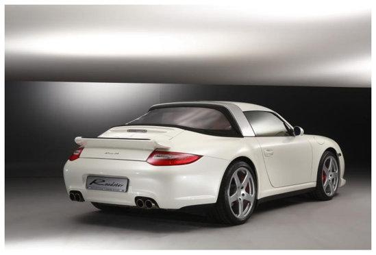 Pretul pentru un Porsche 911 Ruf Roadster porneste de la 195.000 euro