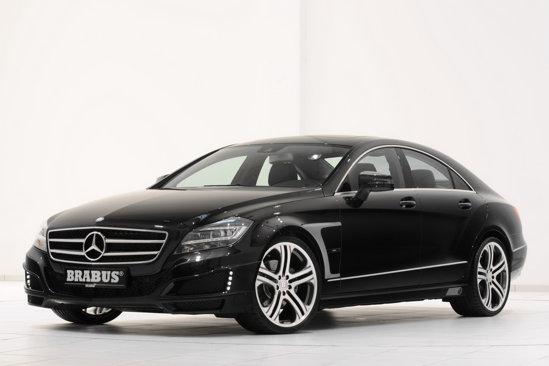 La Geneva 2011, Brabus propune pentru Mercedes CLS un program de personalizare decent