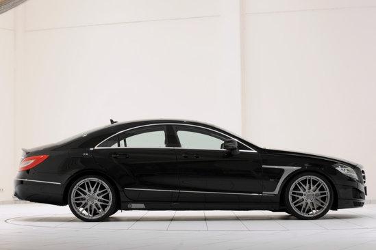Brabus propune pentru Mercedes CLS 6 tipuri de jante, de la 17 la 20 inch